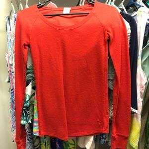 Red thermal from Victoria Secret